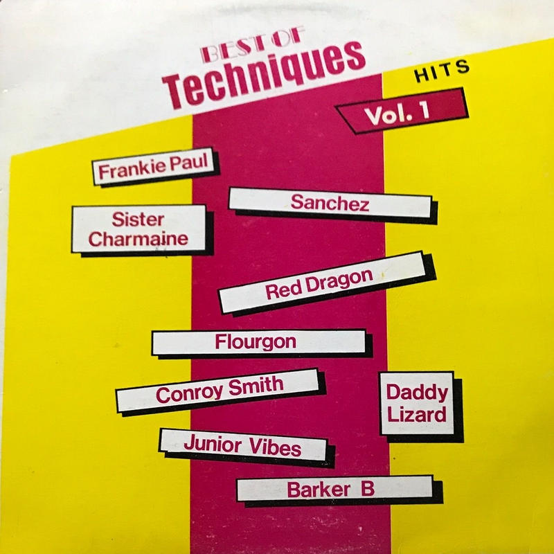 Various - Best Of Techniques Hits Vol. 1 [LP][Techniques]