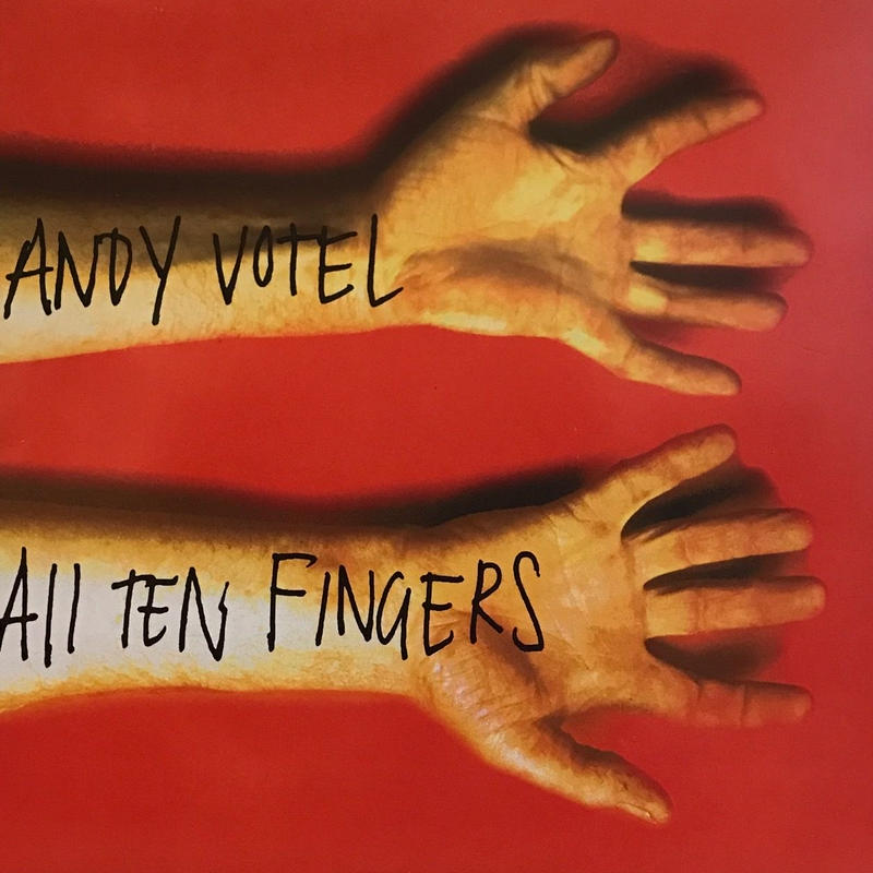 Andy Votel - All Ten Fingers [2LP][Twisted Nerve]