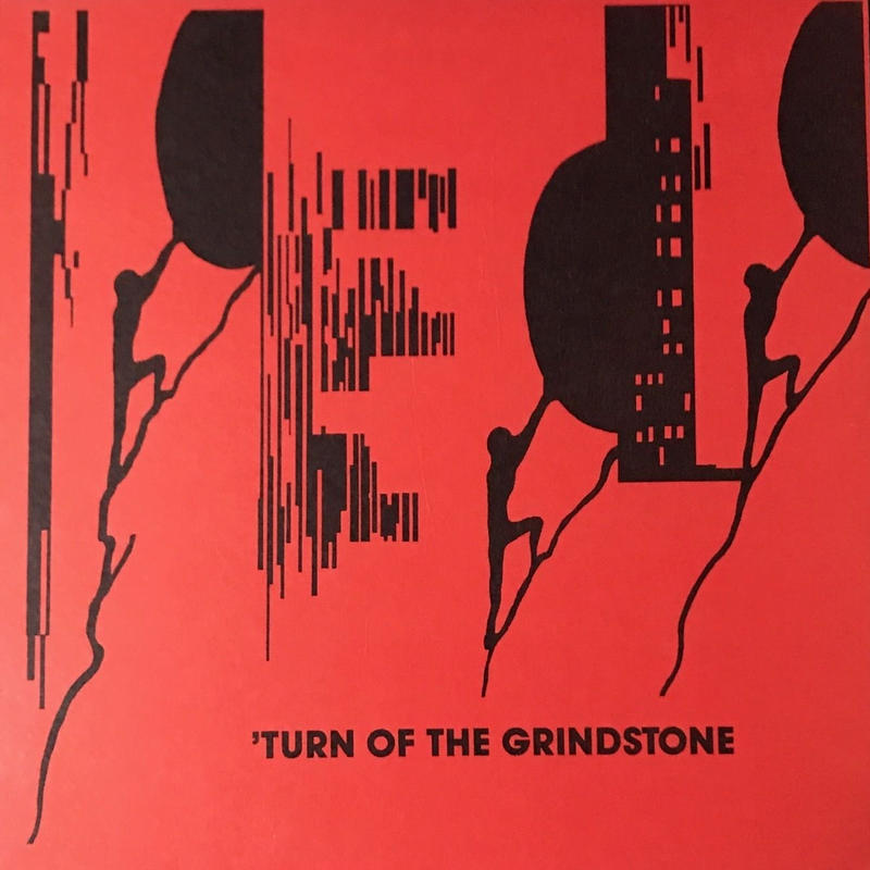 Various - Turn Of The Grindstone [LP][K.O. City Studio] ⇨80年代 Synth-Pop / Expe コンピ!