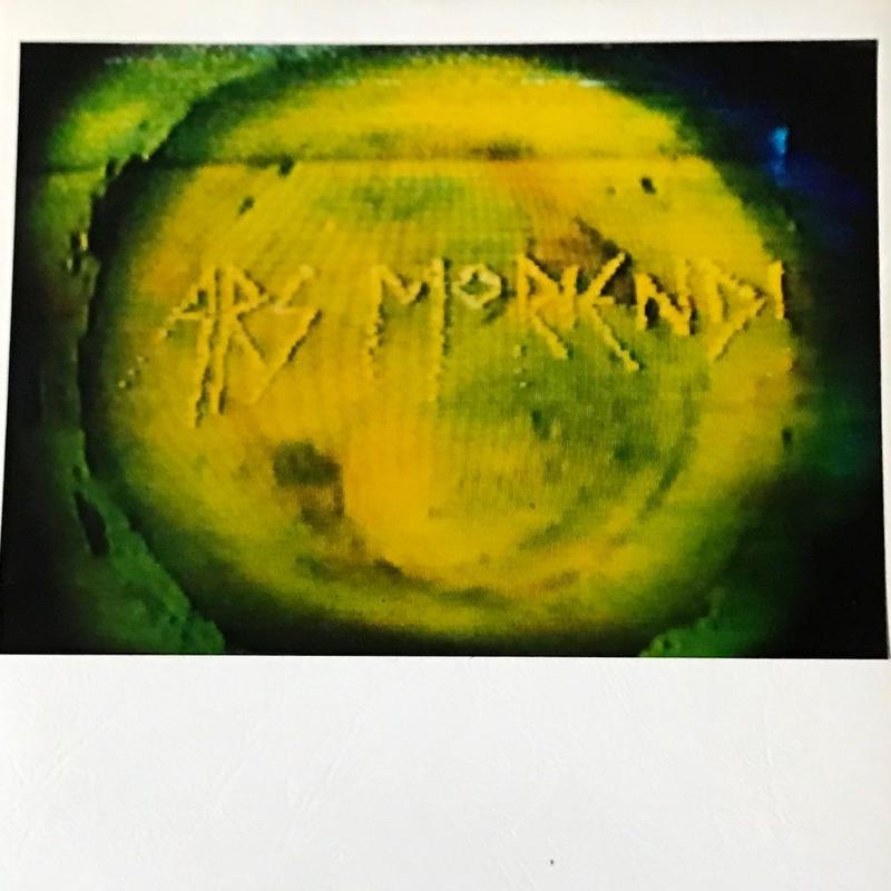 Ars Moriendi - The Final Document [EP][Ant-Zen] ⇨限定300枚。トライバルでインダストリアルな過激サウンド。