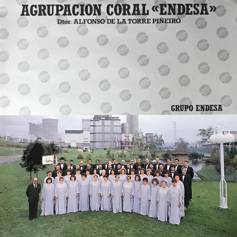 Agrupacion Coral Endesa - Agrupacion Coral Endesa [LP][21 Records]