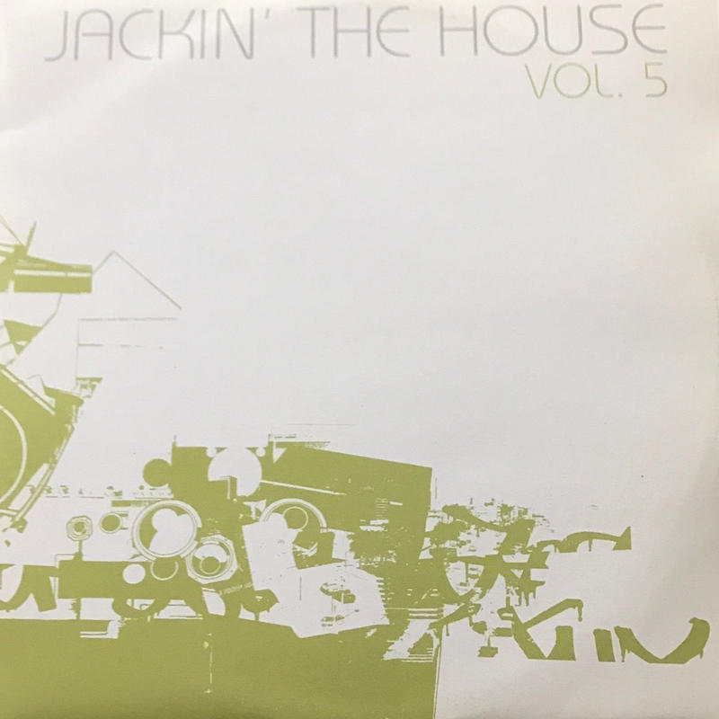 Various - Jackin' The House (Volume 5) [2×12][JTH Records] ⇨326、Tyree などなど錚々たるジャッキん揃い盤!