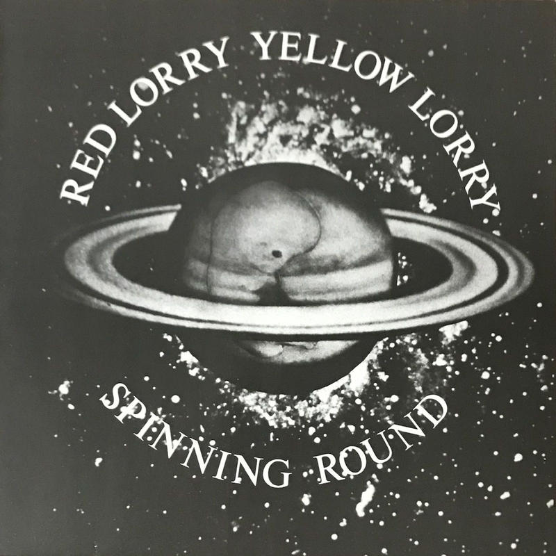 Red Lorry Yellow Lorry - Spinning Round [12][Red Rhino Records] ⇨UKポジパン!New Wave リスナーも聴いてみて!