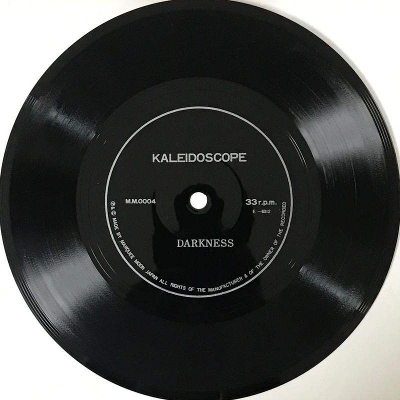 Kaleidoscope / Lost – Darkness / お前は呪文を唱へる [Flexi-disc][Marquee Moon]