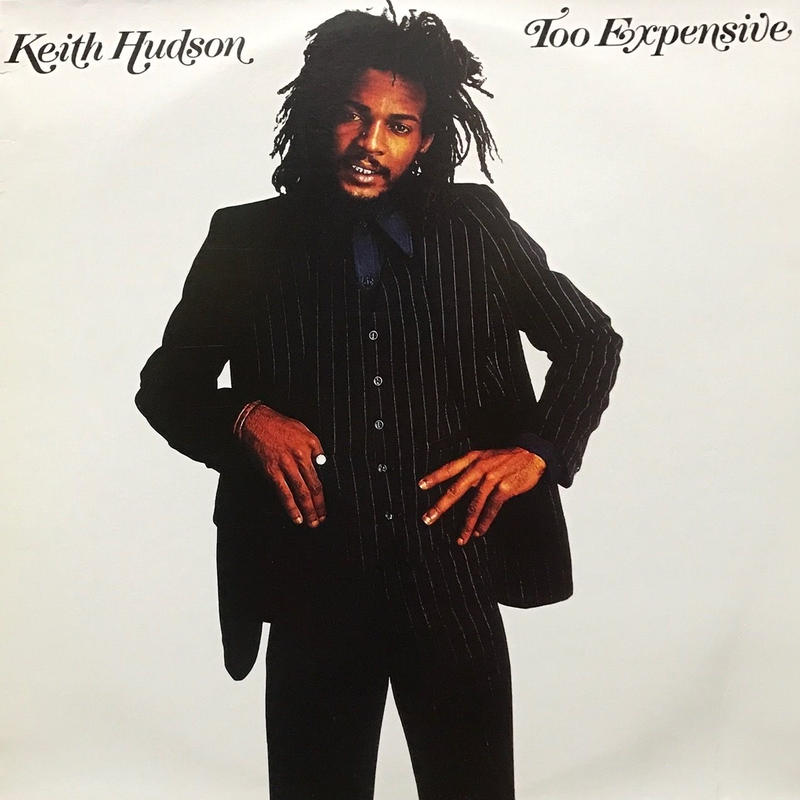 Keith Hudson - Too Expensive [LP][Virgin]