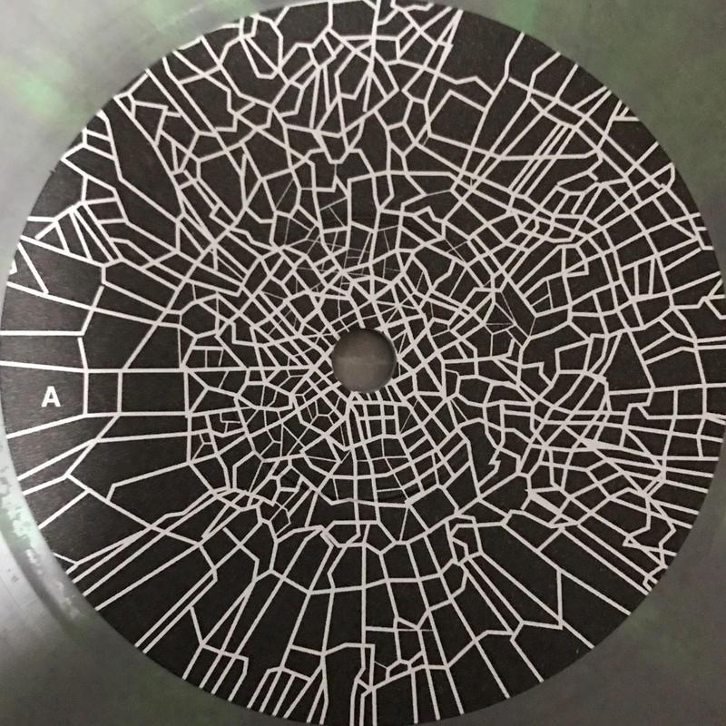 Charles Hayward - Out Of Order / Beside [EP][Dot Dot Dot Music]