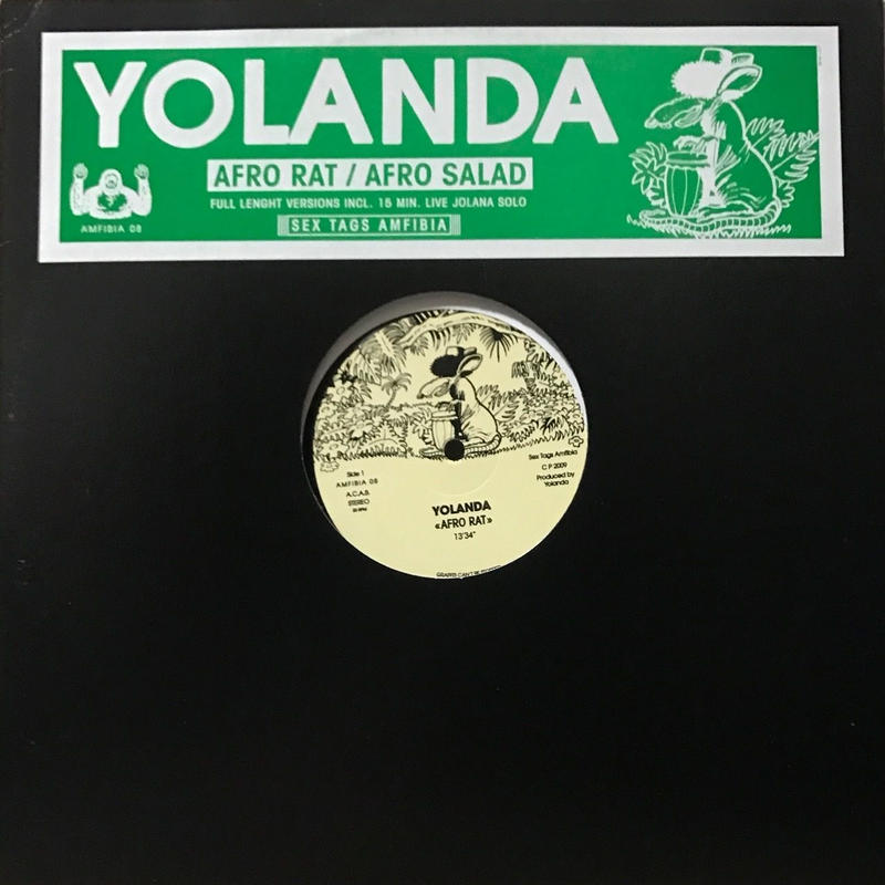 Yolanda - Afro Rat / Afro Salad [12][Sex Tags Amfibia]