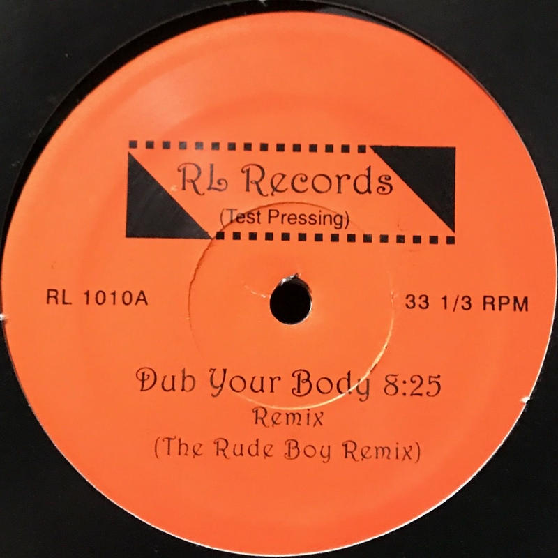 Jeanette Thomas / Gwen Guthrie - Dub Your Body / It Should Have Been You [12][RL Recordings]