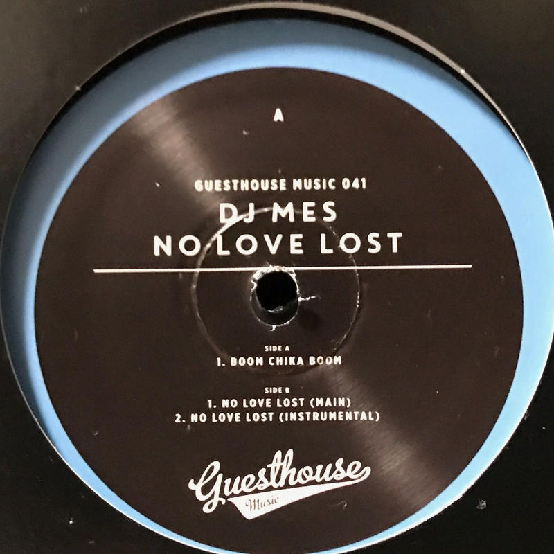 DJ Mes - No Love Lost [12][Guesthouse Music]