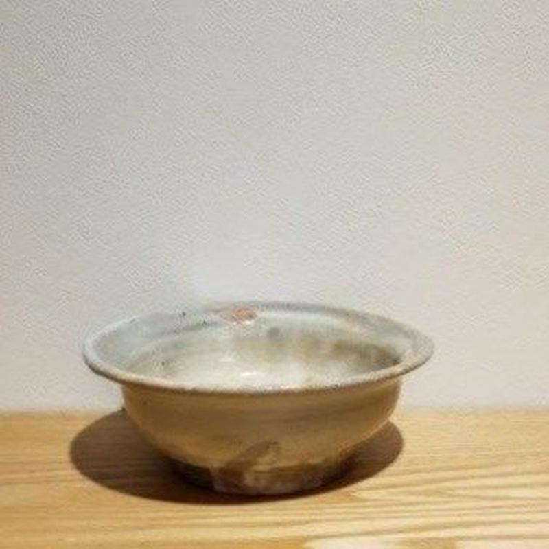 取り鉢赤葉 大 「作家 奥田美恵子」(No.2)