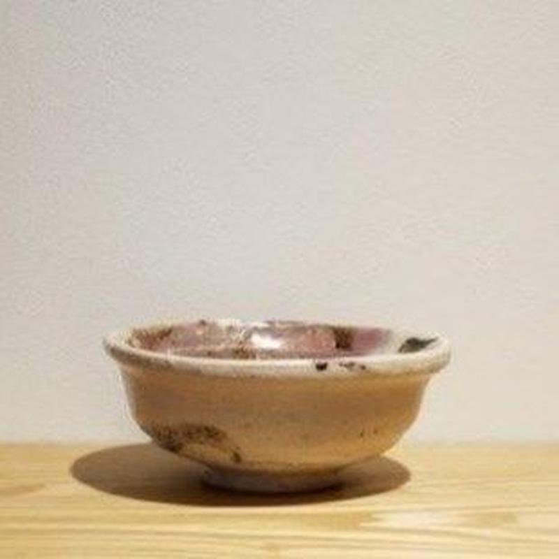 鉄絵鉢 「作家 奥田美恵子」(No.5)