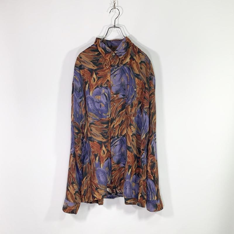Flashy design shirt