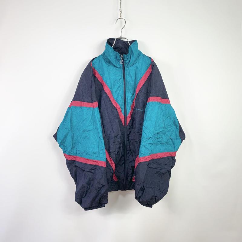 Sporty design jacket
