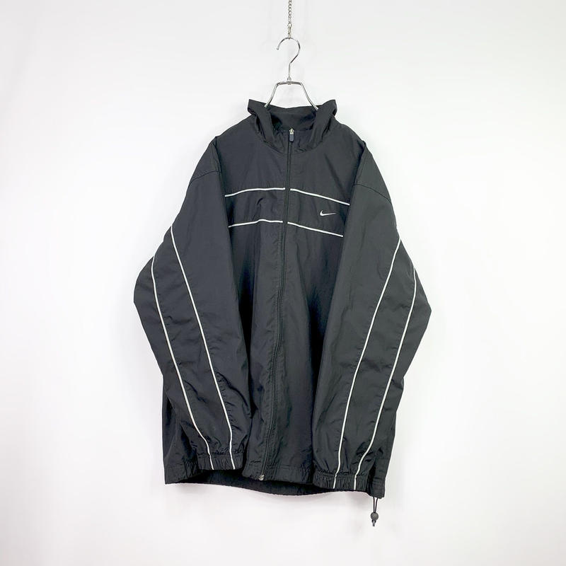 【Nike】Sporty nylon jacket
