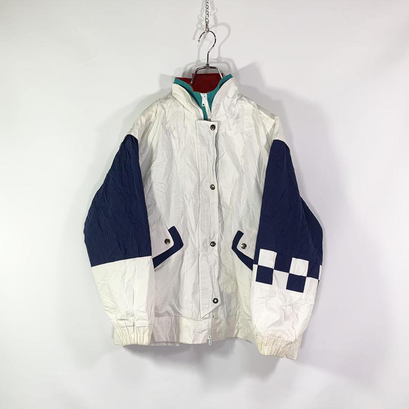 Retro color jacket