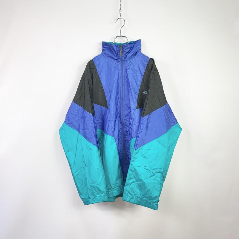 Switching design jacket