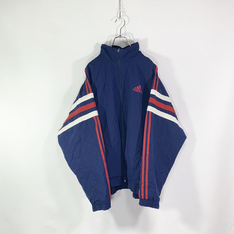【adidas】Tricolore color jacket