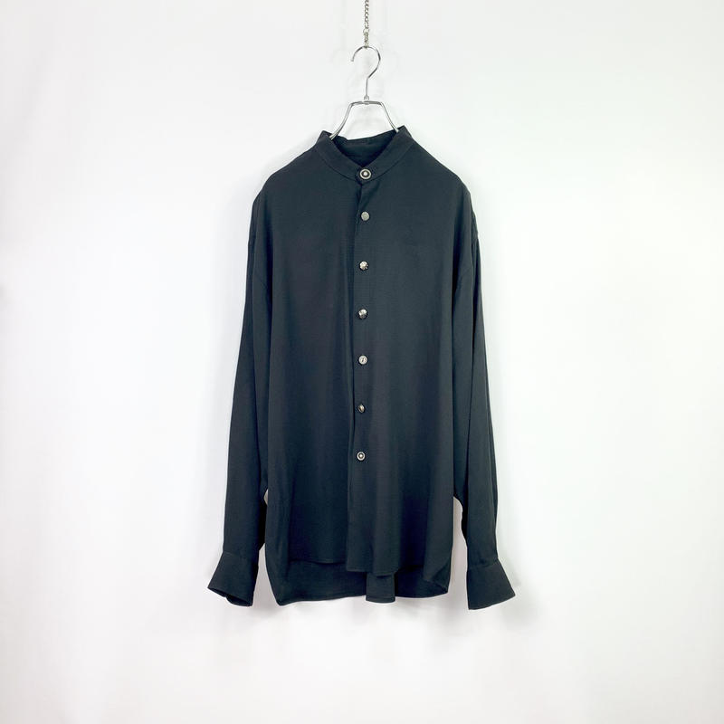 Nocollar shirt
