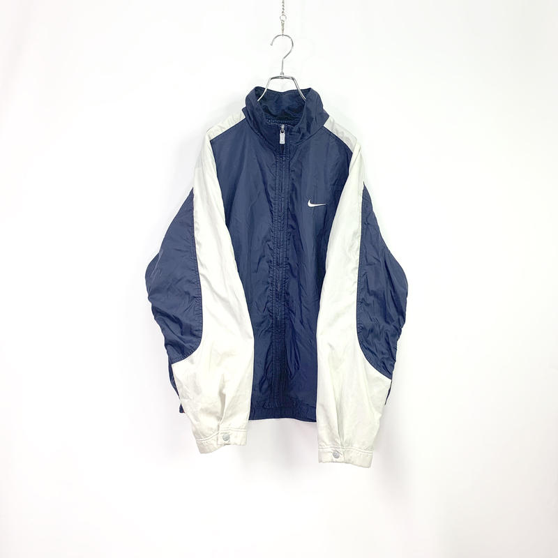 【NIKE】90's Nylon jacket