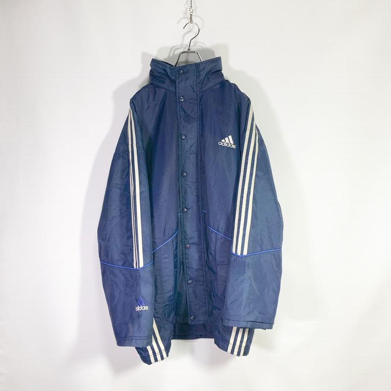 【adidas】Sporty nylon coat