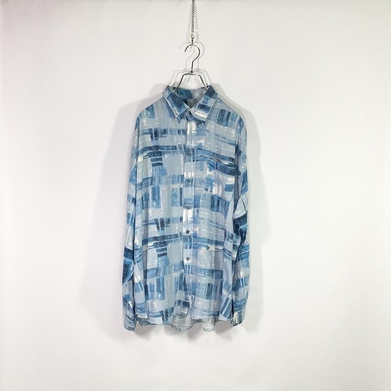 Refreshing color design shirt