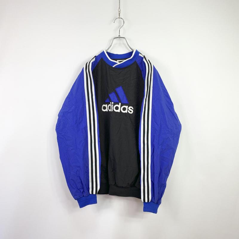 【adidas】80's Sporty nylon pullover