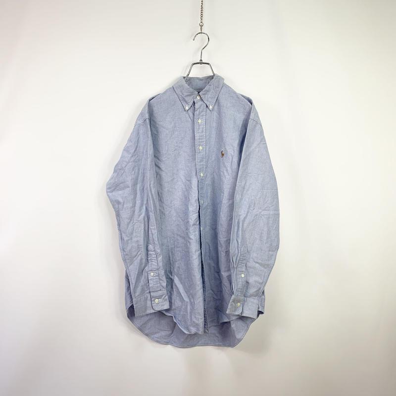 【POLO RALPH LAUREN】Button-down shirt