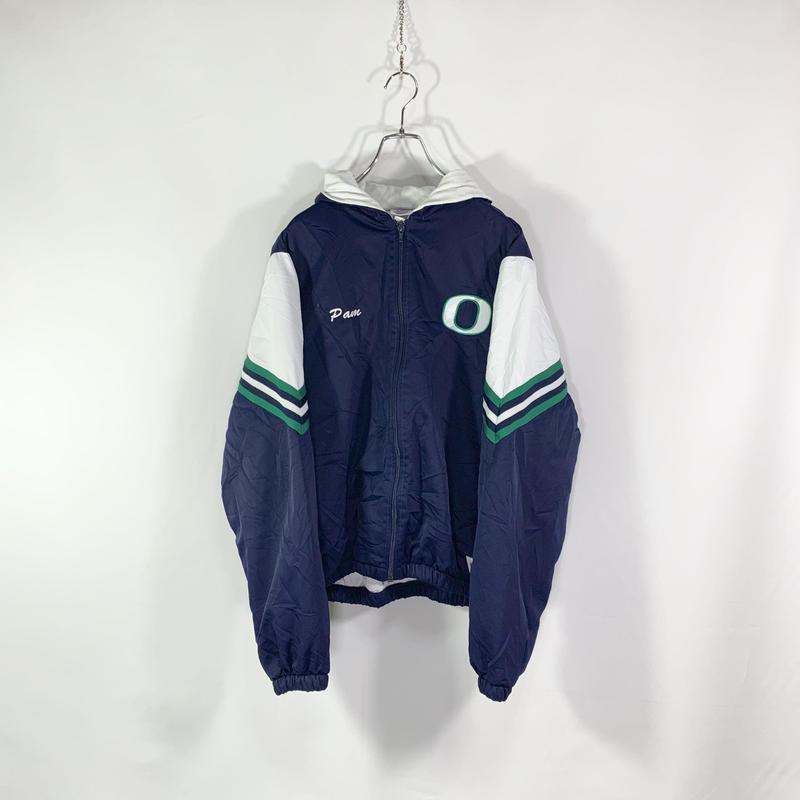 Front design foodie jacket