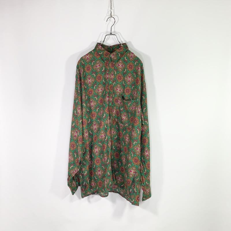 Multi design oversized shirt