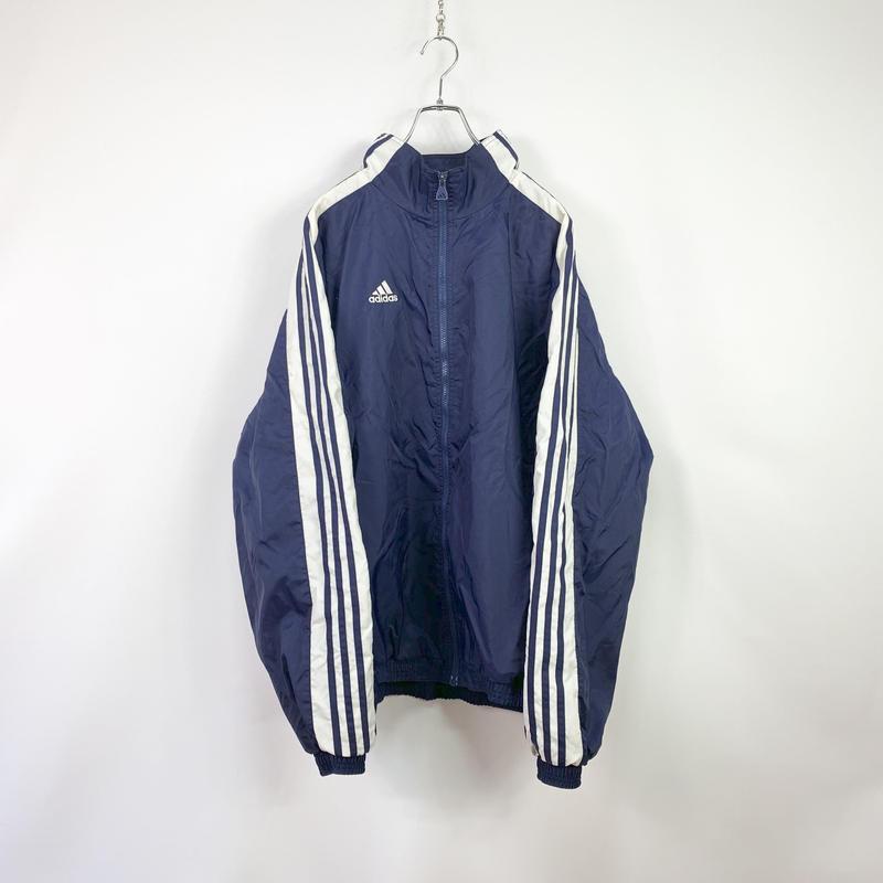 【adidas】Sporty nylon jacket