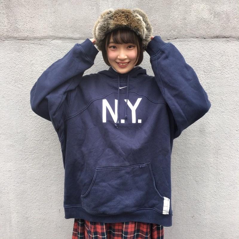 Nike N.Y. navy hoodie