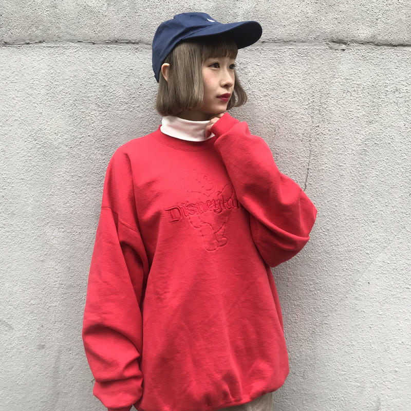 The pooh red sweat