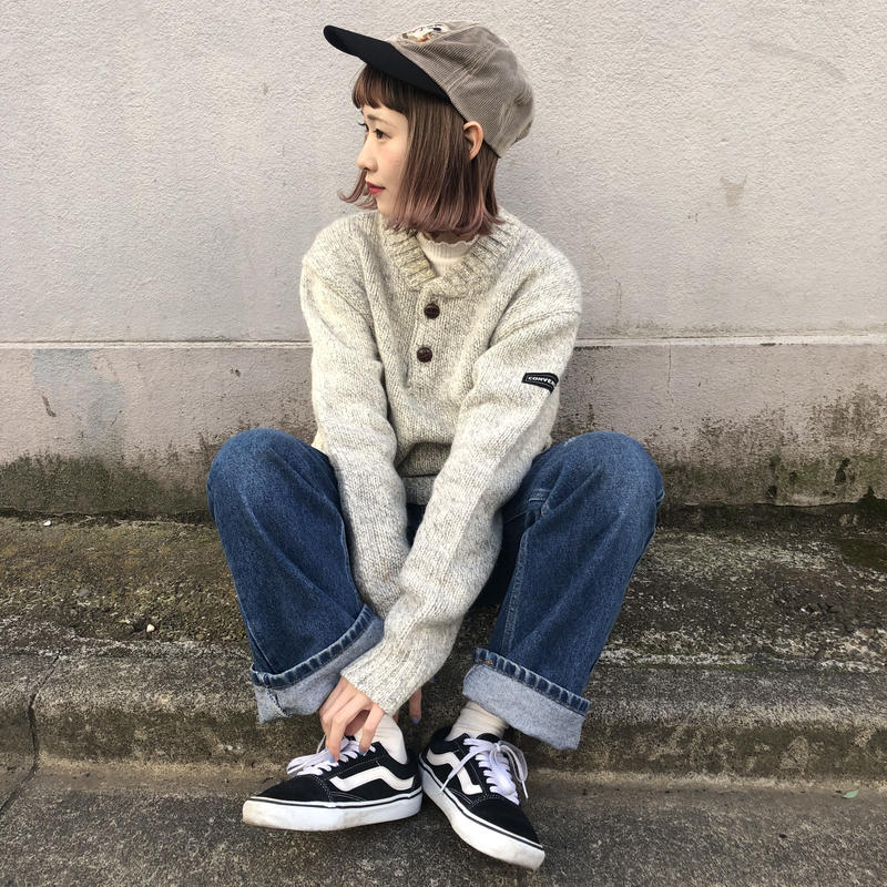 Converse one point knit