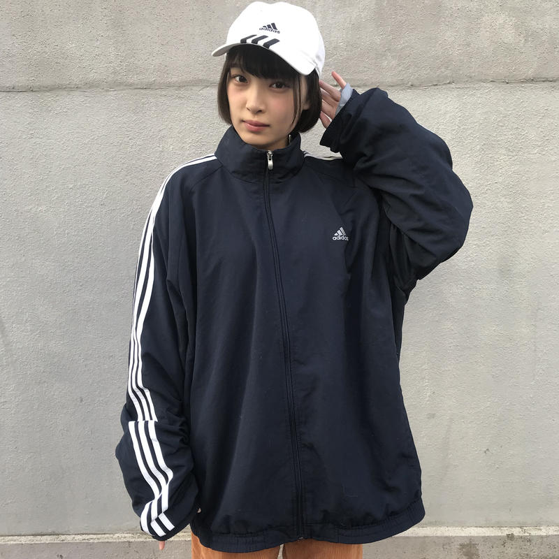 Adidas navy one point jersey