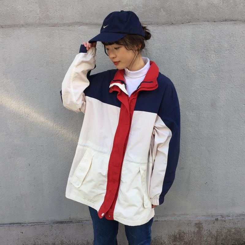 Mc gregor three color nylon jacket