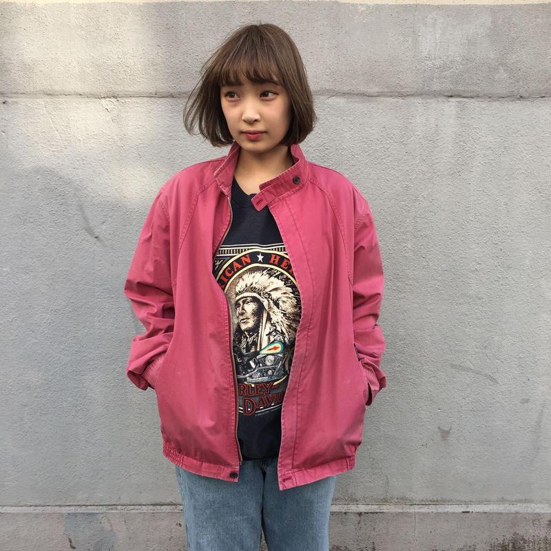 Mc Gregor pink jacket