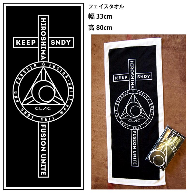 [フェイスタオル]HIROSHIMA FUSION UNITE CLAC Towel