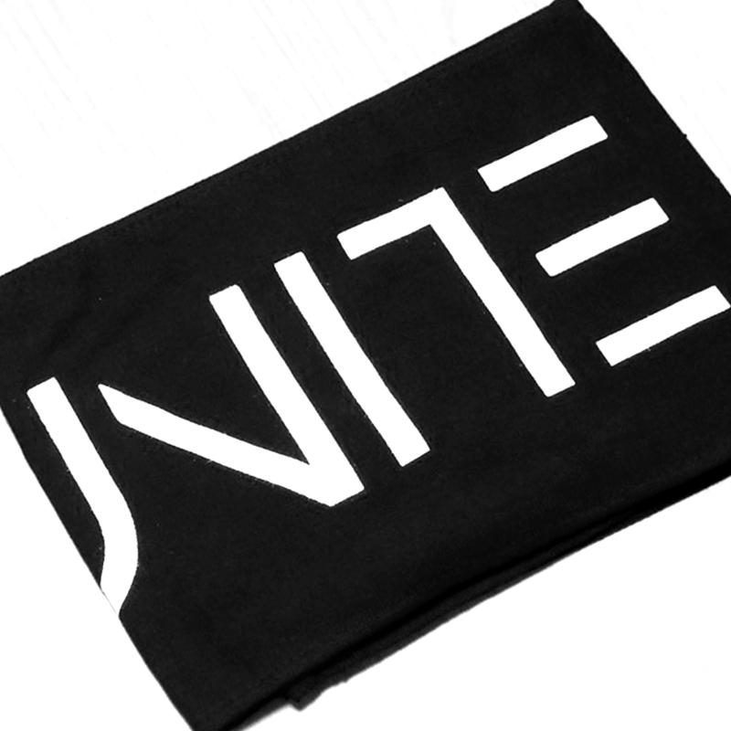 [マフラータオル]HFU -Geometry logo- Muffler Towel