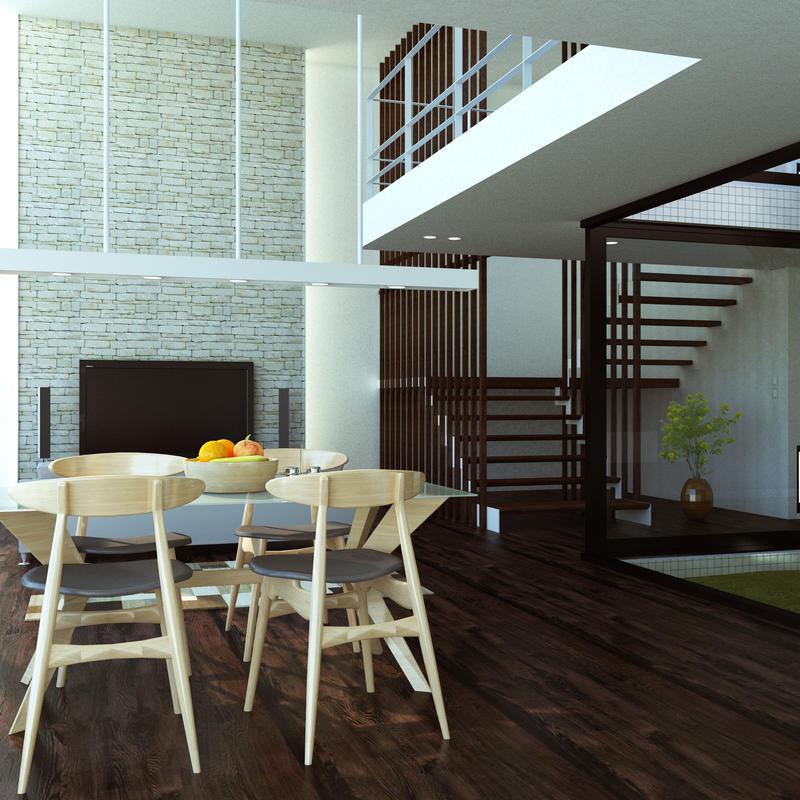 living room for Sketchup & SUpodium