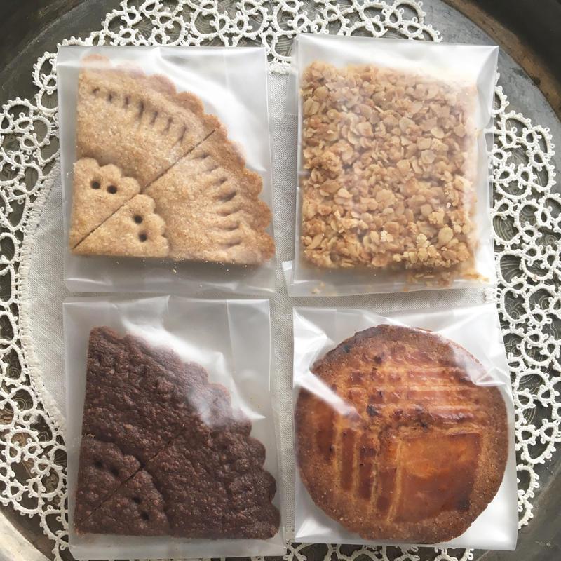 4種の焼き菓子詰め合わせ