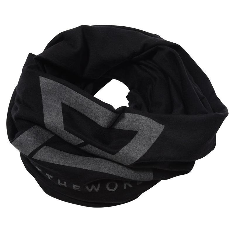 Wool snood nano flexible/F1081G17
