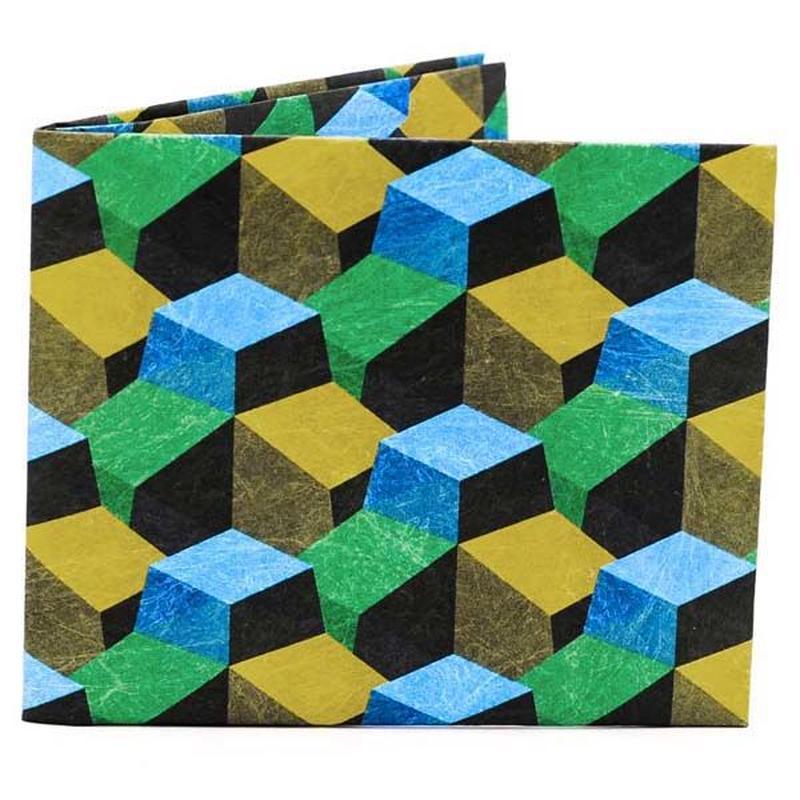 【ART049RCU】paperwallet/ペーパーウォレット-Artist Wallet-JULIEN RIVOIRE タイベック素材 紙の財布