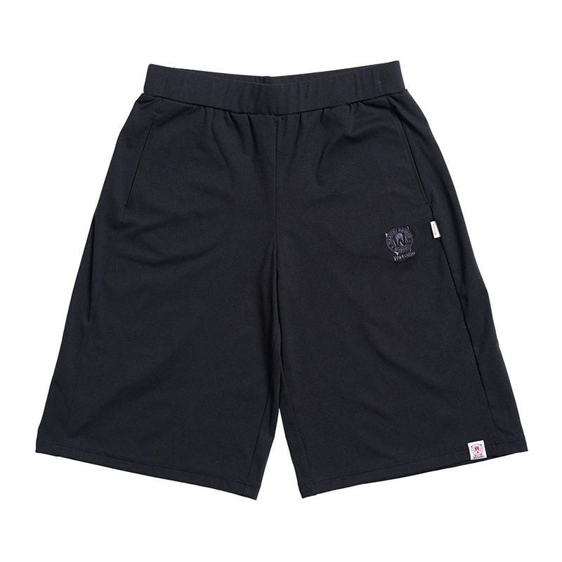 (Wstudio)  Girls FIT Half Pants ブラック