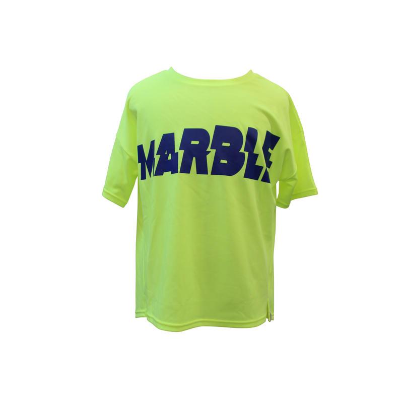 (Marble) Big T(メンズ) イエロー