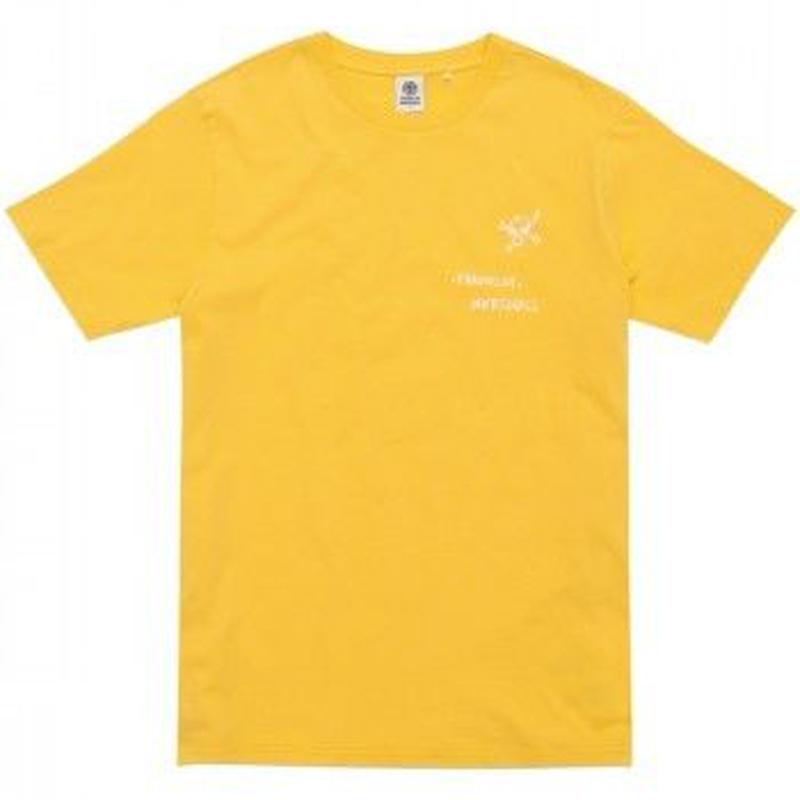(FRANKLIN&MARSHALL)Tシャツ レモンクロム