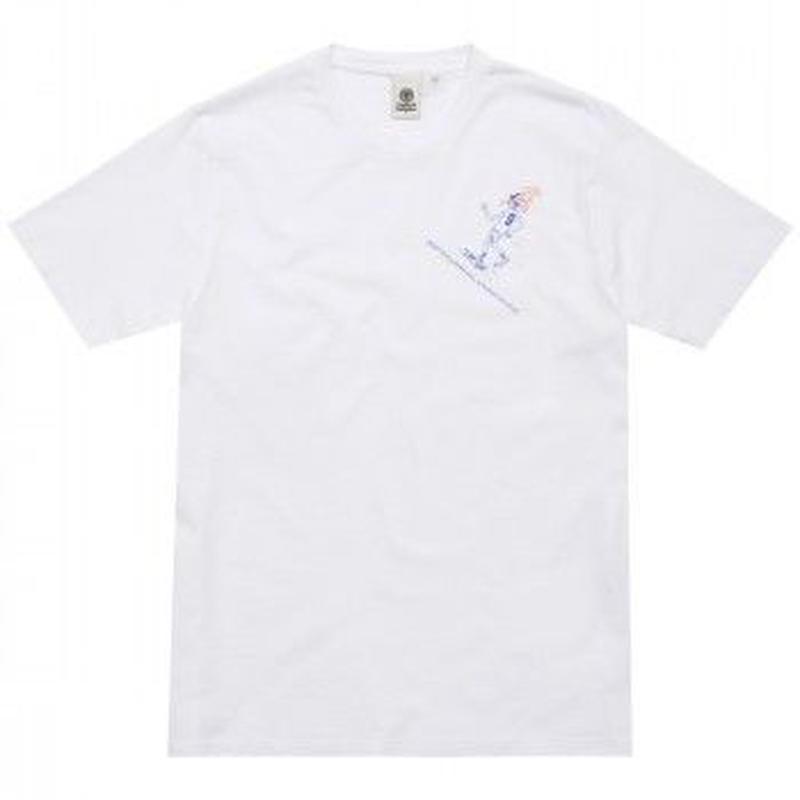 (FRANKLIN&MARSHALL)   Tシャツ ホワイト