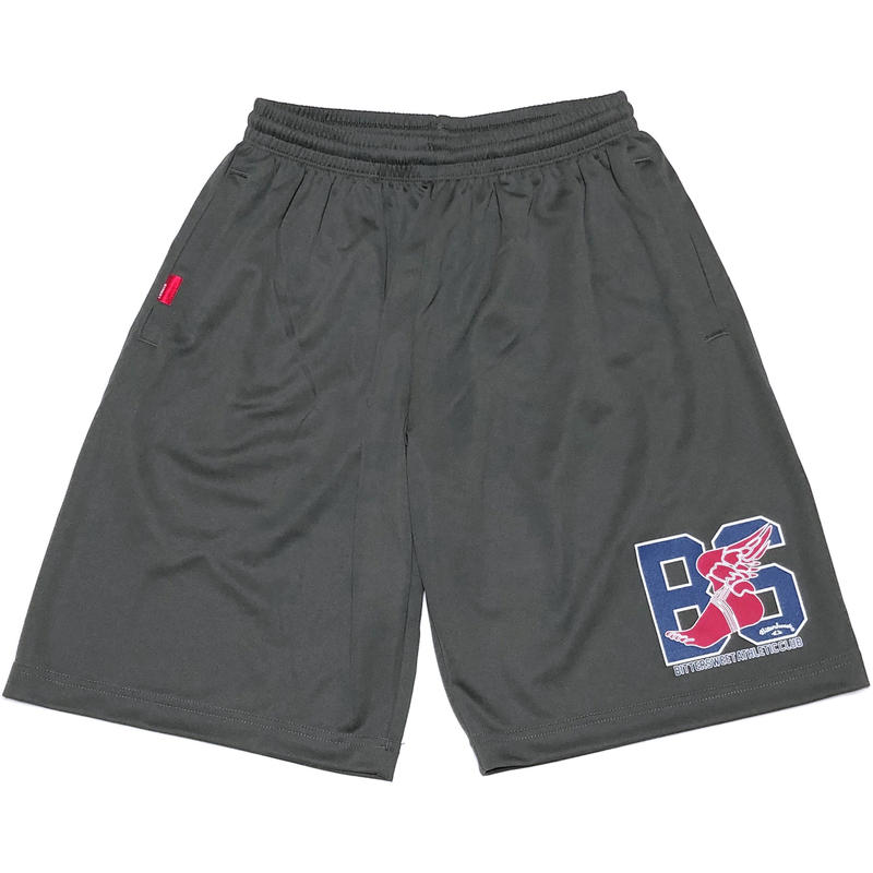 BS.A.C.  DRY  SHORT ダークグレー