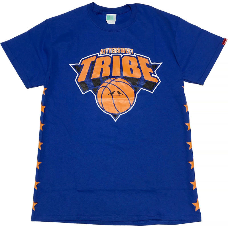 BS TRIBE ALL-STAR GAME Tee ロイヤルブルー