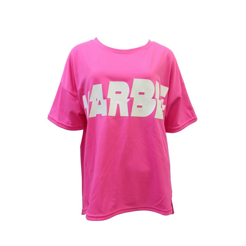 (Marble) Big T(レディース) ピンク