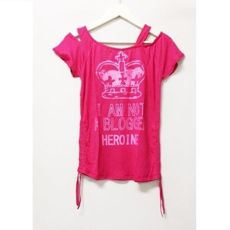 (HEROINE)  ワンショルフレンチ チェリー